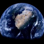 Earth From Space -- Blue Marble